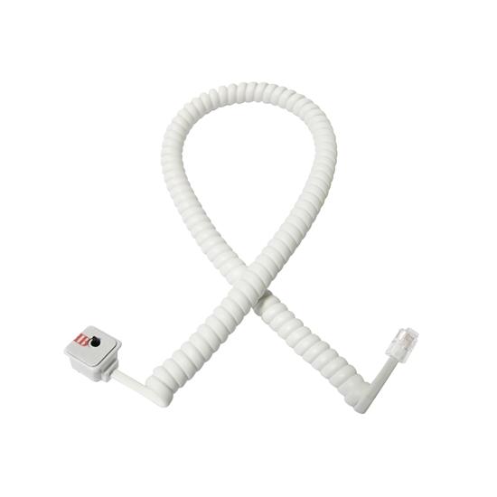 Senseur 150 fil extensible plug 4 BLANC