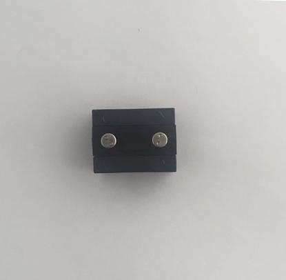 Cube de blocage pour cable acier écran plat