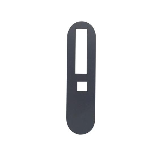 Adhésif prédécoupé caoutchouc pour support APN-Compact petit modèle  x50
