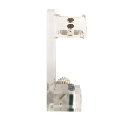Support montre transparent 25mm