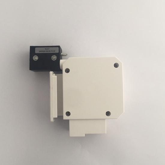 Mini enrouleur fil acier   support magnétique